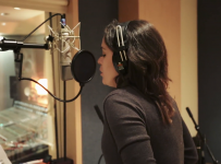 female voice actor in ny