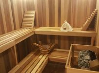 sauna kits uk